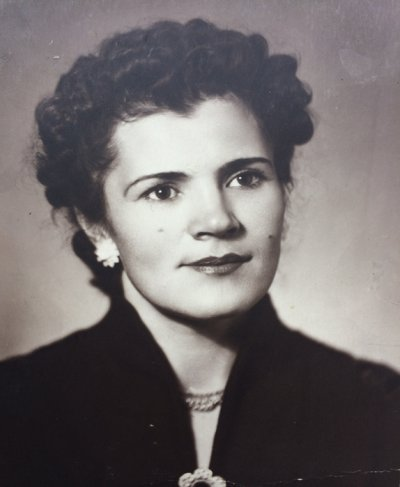 Левченко Лидия Владимировна, г. Ровно, послевоенные годы.