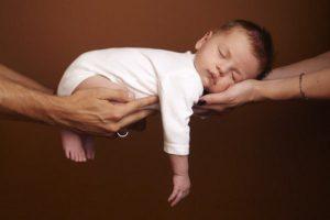 спи малыш